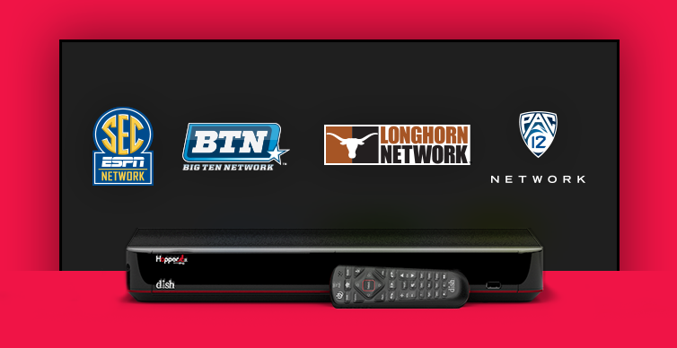 DISH College Sports TV Packages - Coeur d Alene, Idaho - JD Installations - DISH Authorized Retailer