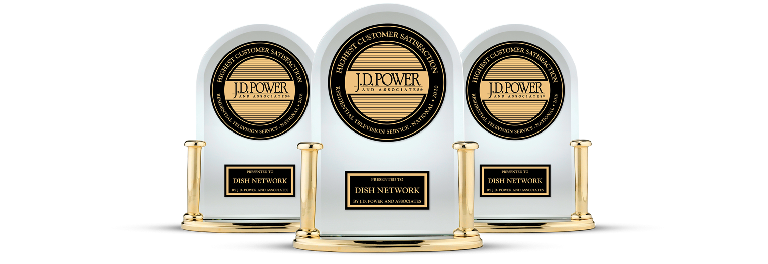 DISH Customer Satisfaction - Ranked #1 by JD Power - JD Installations in Coeur d Alene, Idaho - DISH Authorized Retailer