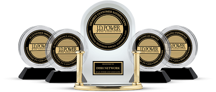 DISH Customer Service - Ranked #1 by JD Power - JD Installations in Coeur d Alene, Idaho - DISH Authorized Retailer